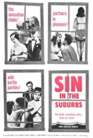 Sin in the Suburbs Poster - Movie Forum, Cast, Reviews
