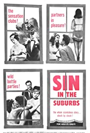 Sin in the Suburbs (1964) Poster - Movie Forum, Cast, Reviews