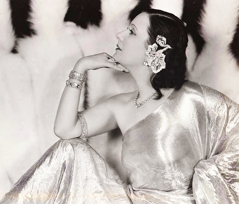Lil Dagover in The Woman from Monte Carlo (1932)