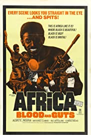 Africa: Blood and Guts Poster