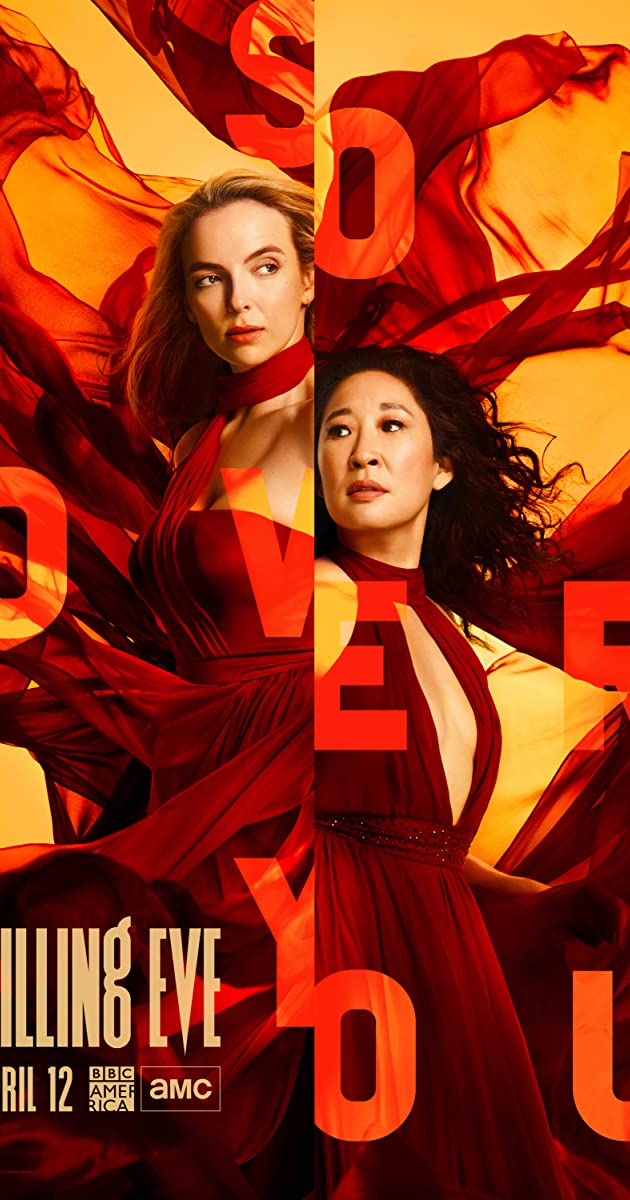 Download Killing Eve or watch streaming online complete episodes of  Season 2 in HD 720p 1080p using torrent