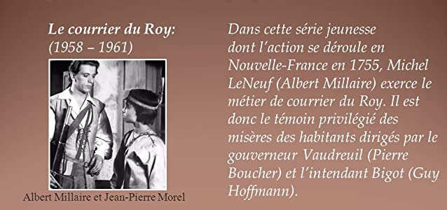 Le courrier du roy