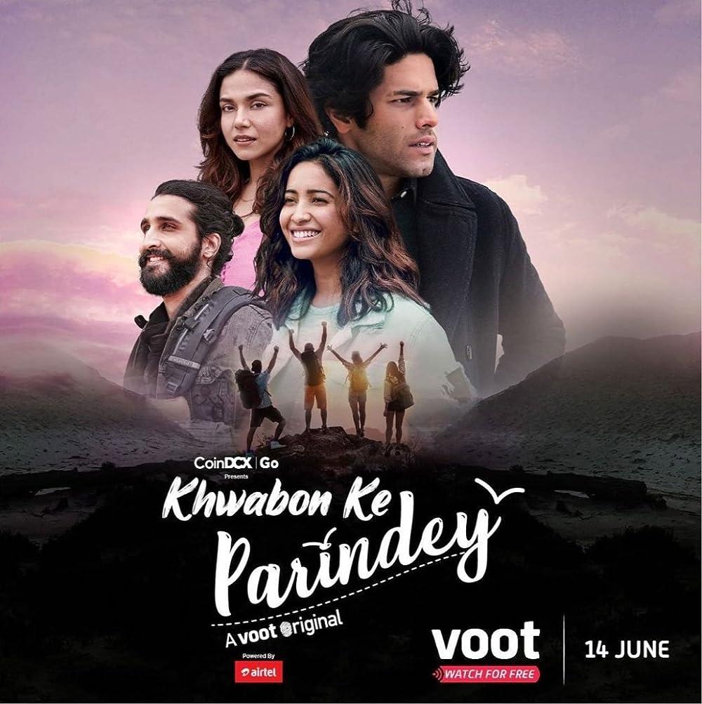 Khwabon Ke Parindey 2021 S01 Hindi Complete Voot Select Original Web Series 480p HDRip 400MB x264 AAC