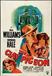 The Clay Pigeon (1949) Poster - Movie Forum, Cast, Reviews