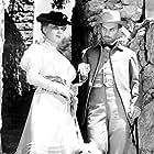 Aleksey Batalov and Iya Savvina in Dama s sobachkoy (1960)