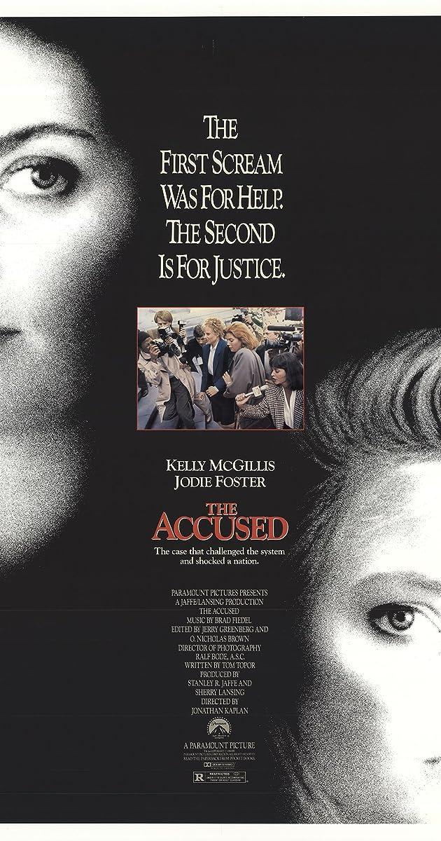 Subtitle of The Accused