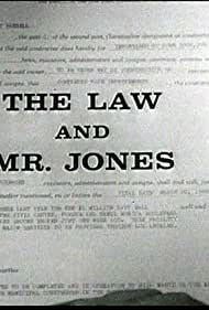 The Law and Mr. Jones (1960)