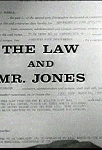 Primary photo for The Law and Mr. Jones