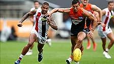 Round 1: Greater Western Sydney vs St Kilda