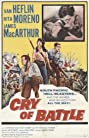 Cry of Battle (1963) Poster