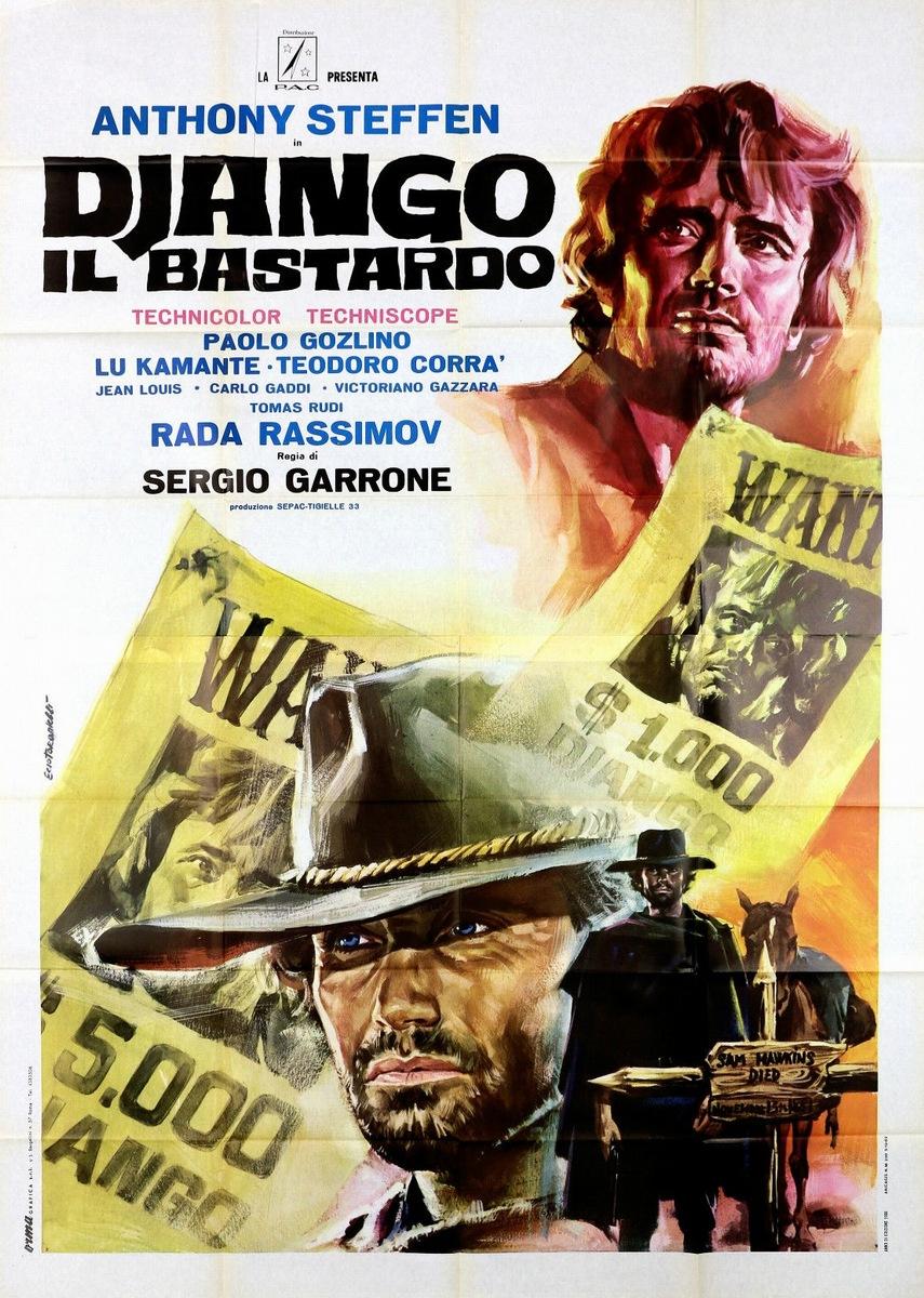 Django, o Bastardo [Dub] – IMDB 6.2