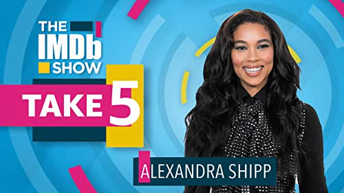 'Jexi' Star Alexandra Shipp Wants to Be Friends With This Cartoon Character
