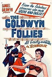 The Goldwyn Follies Poster