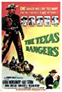 The Texas Rangers (1951) Poster
