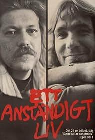 Ett anständigt liv (1979) Poster - Movie Forum, Cast, Reviews