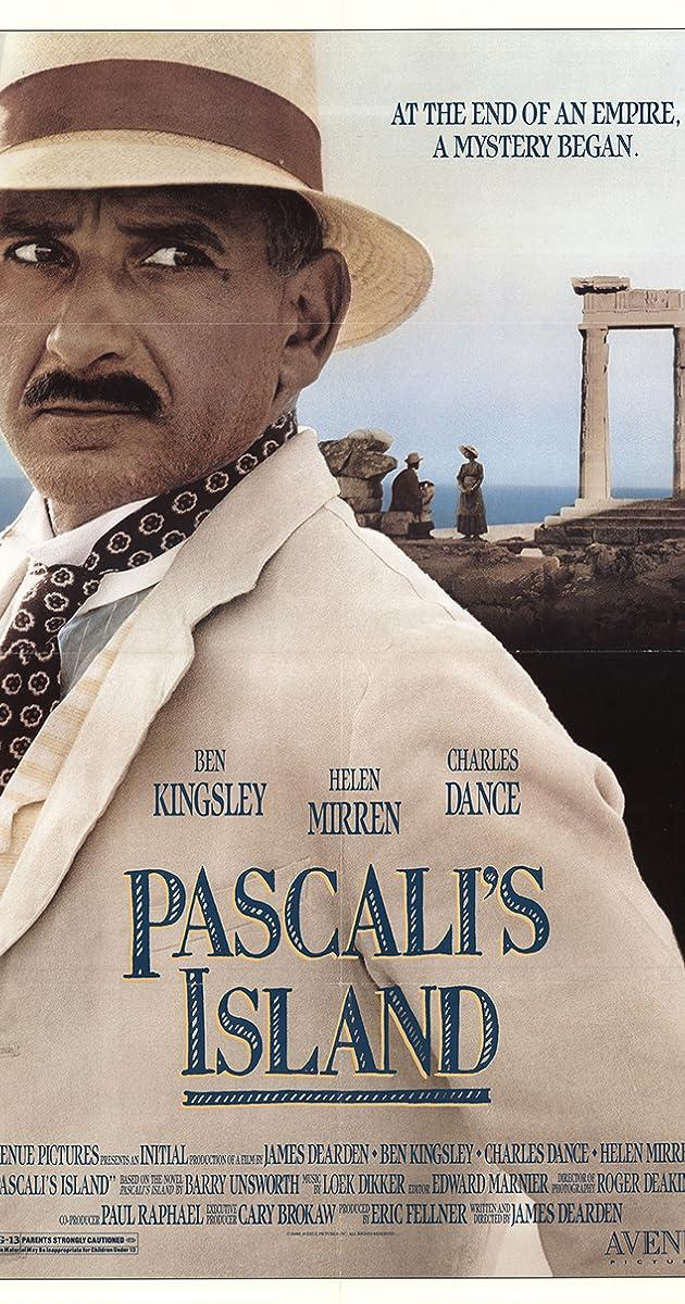 Pascali S Island Dvd