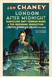 London After Midnight (1927) Poster - Movie Forum, Cast, Reviews
