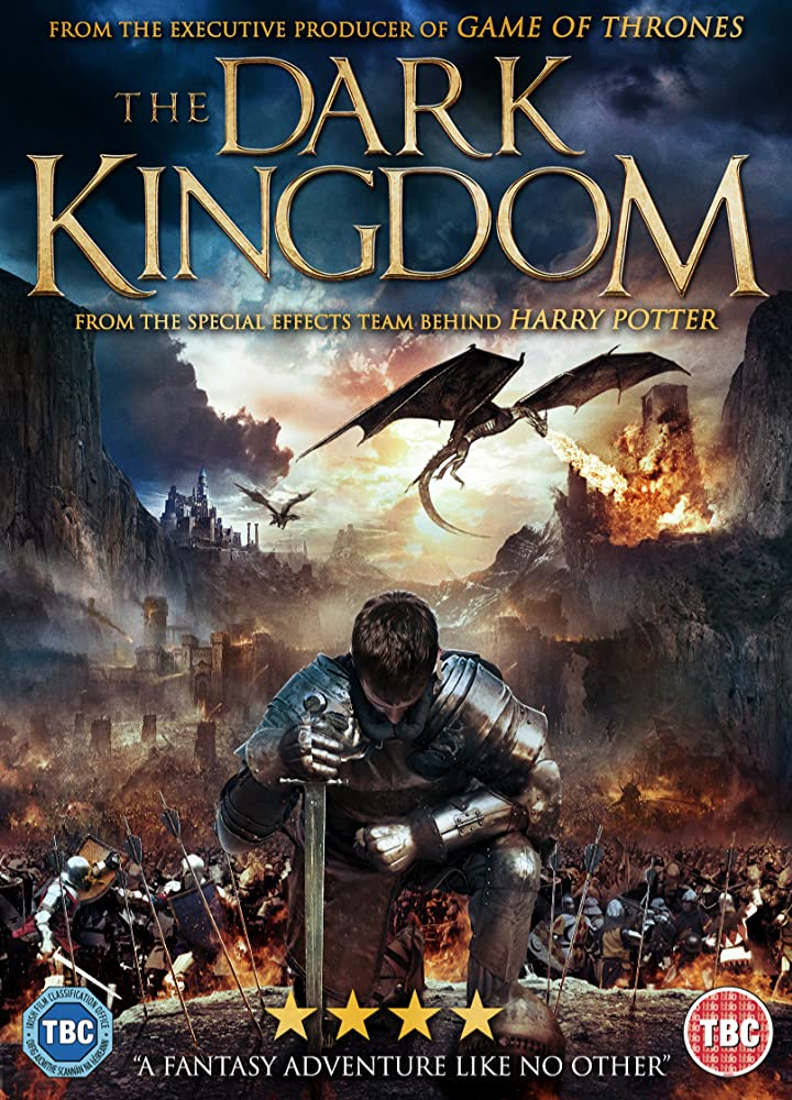 Dragon Kingdom 2018 Hindi ORG Dual Audio 720p BluRay ESubs 900MB x264 AAC