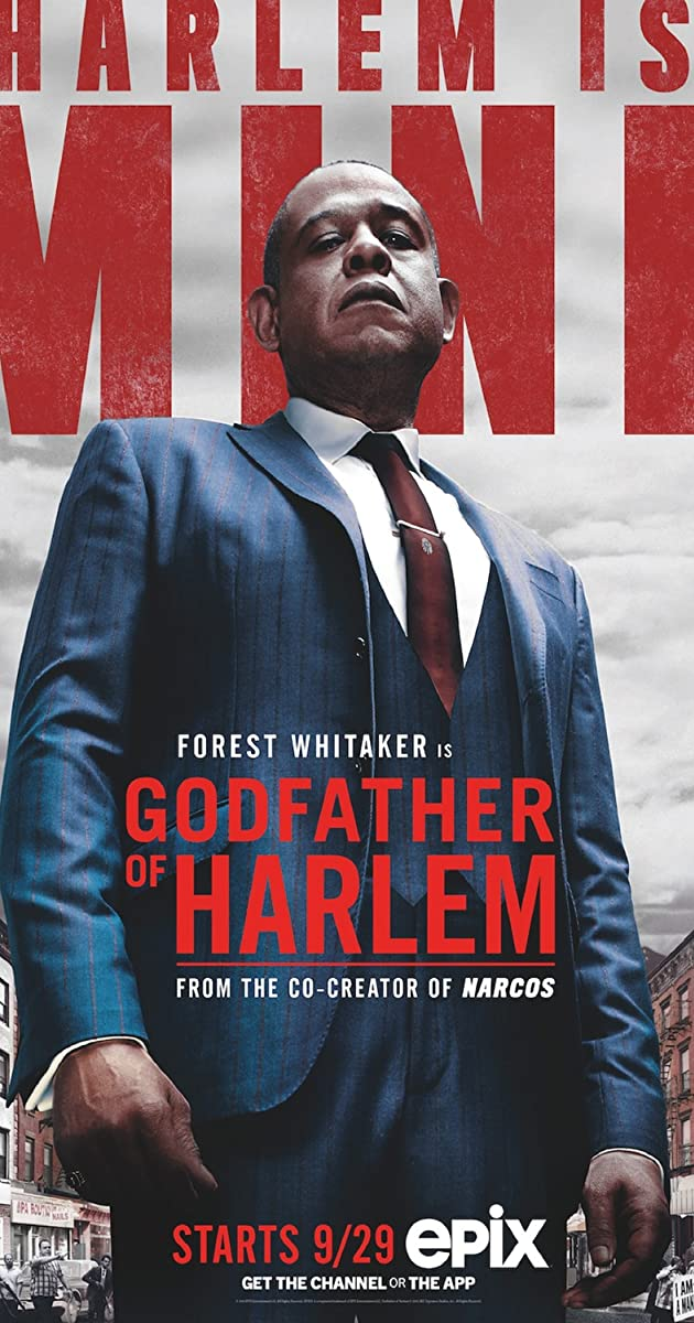 Download Godfather of Harlem or watch streaming online complete episodes of  Season 2 in HD 720p 1080p using torrent