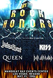 VH1 Rock Honors Poster