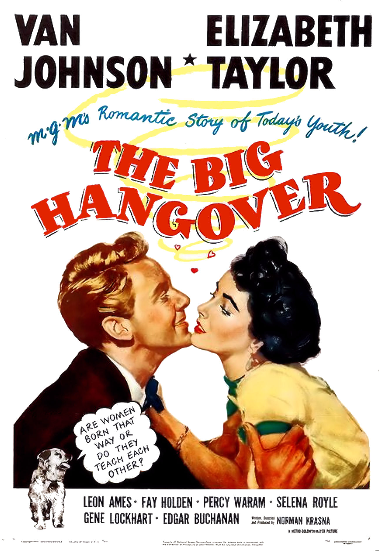 The Big Hangover (1950) - IMDb