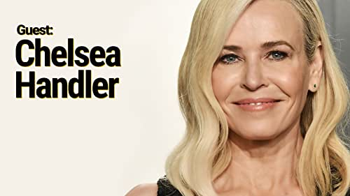 """Six-time New York Times bestselling author, comedian and activist Chelsea Handler joins Ian de Borja to talk about the new paperback release of her book, """"Life Will Be the Death of Me... And You Too!"""" and the three movies that changed her life."""