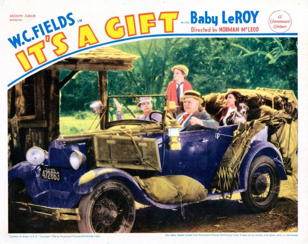 It S A Gift 1934 Imdb