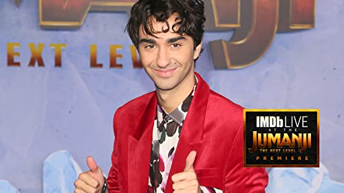 Alex Wolff Blown Away by Who Plays Spencer in 'Jumanji: The Next Level'