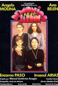 Ana Belén, Ángela Molina, Encarna Paso, and Álvaro Sánchez Prieto in Demonios en el jardín (1982)
