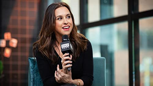 BUILD: Lacey Chabert Is Proud to Be a Part of Hallmark's Uplifting Network