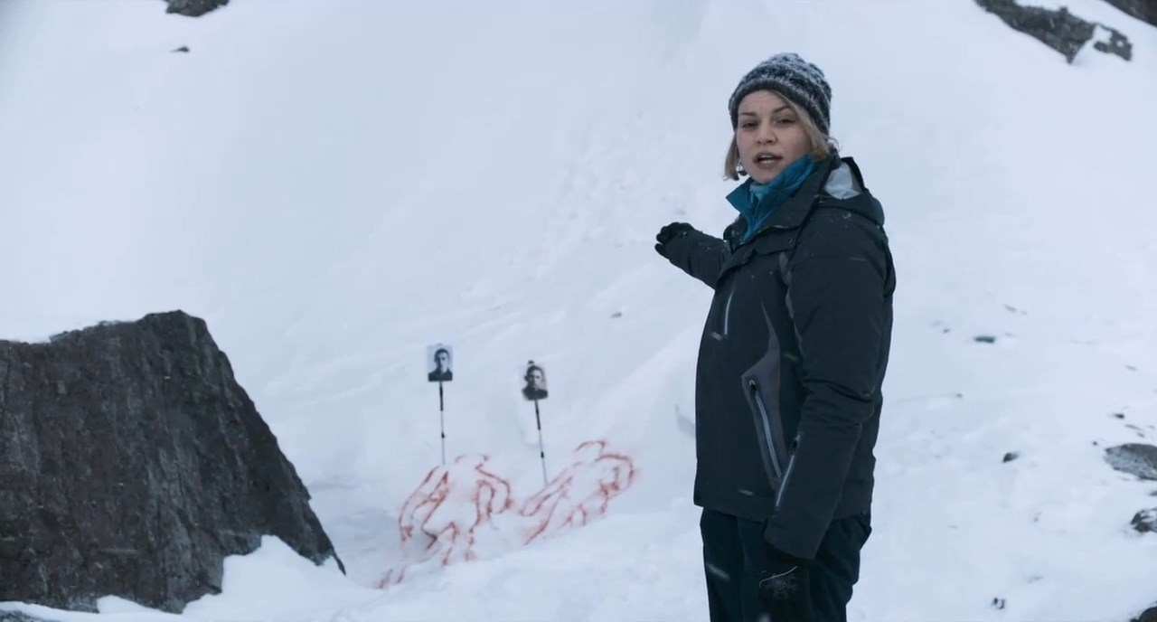 Holly Goss in The Dyatlov Pass Incident (2013)