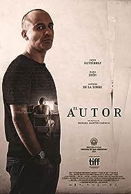 Javier Gutiérrez in El autor (2017)