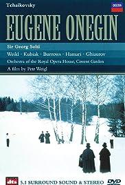 Eugene Onegin Poster