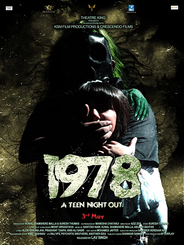 1978: A Teen Night Out (2019) Hindi 720p HDRip 900MB Download