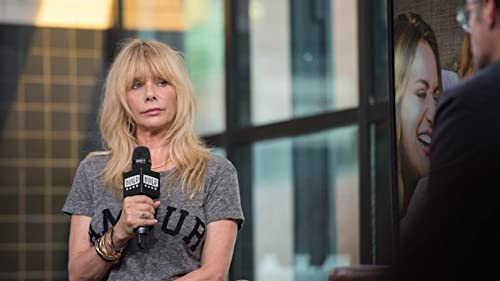 "BUILD: Rosanna Arquette on Playing a Mother In ""Sideswiped"""