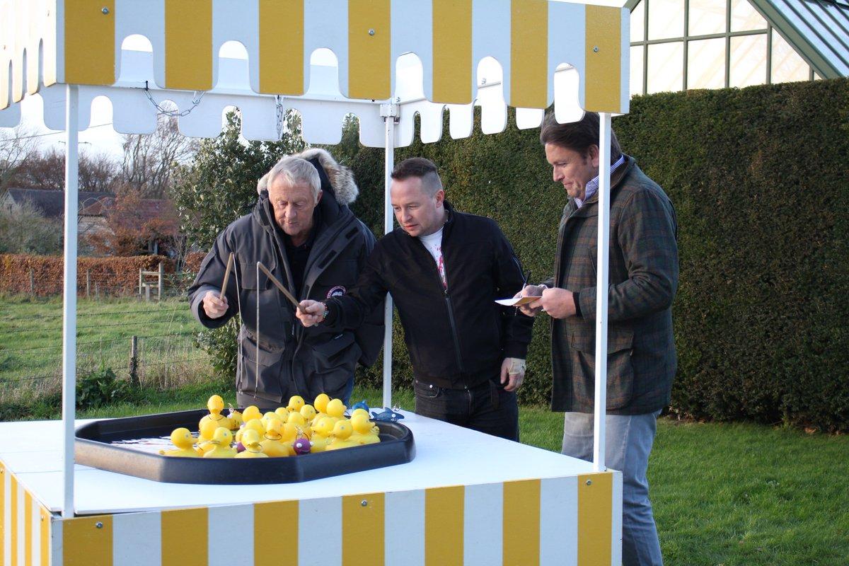 Chris Tarrant, James Martin, and Aggi Sverrisson in Saturday Morning with James Martin (2017)