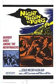 Night Train to Paris (1964) Poster - Movie Forum, Cast, Reviews