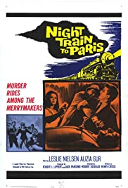 Night Train to Paris (1964) Poster - Movie Forum, Cast, Reviews