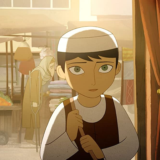 Saara Chaudry in The Breadwinner (2017)
