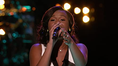 The Voice: Shalyah Knockout