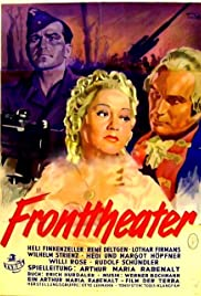 Fronttheater Poster