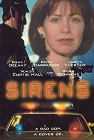 Keith Carradine and Dana Delany in Sirens (1999)