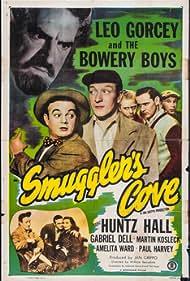 Leo Gorcey and Huntz Hall in Smugglers' Cove (1948)