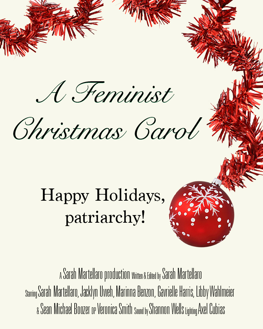 A Feminist Christmas Carol (2017) - Photo Gallery - IMDb