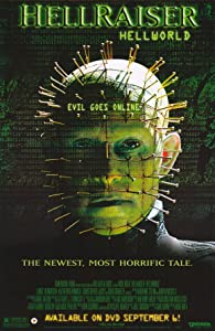 Movies xvid download Hellraiser: Hellworld USA [QHD]