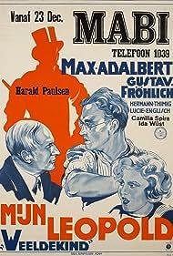 Max Adalbert, Lucie Englisch, Gustav Fröhlich, Harald Paulsen, Camilla Spira, Hermann Thimig, and Ida Wüst in Mein Leopold (1931)