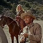 Valora Noland and Robert Walker Jr. in The War Wagon (1967)