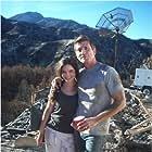 Joe Lando and Madison McLaughlin in Meteor Apocalypse (2010)