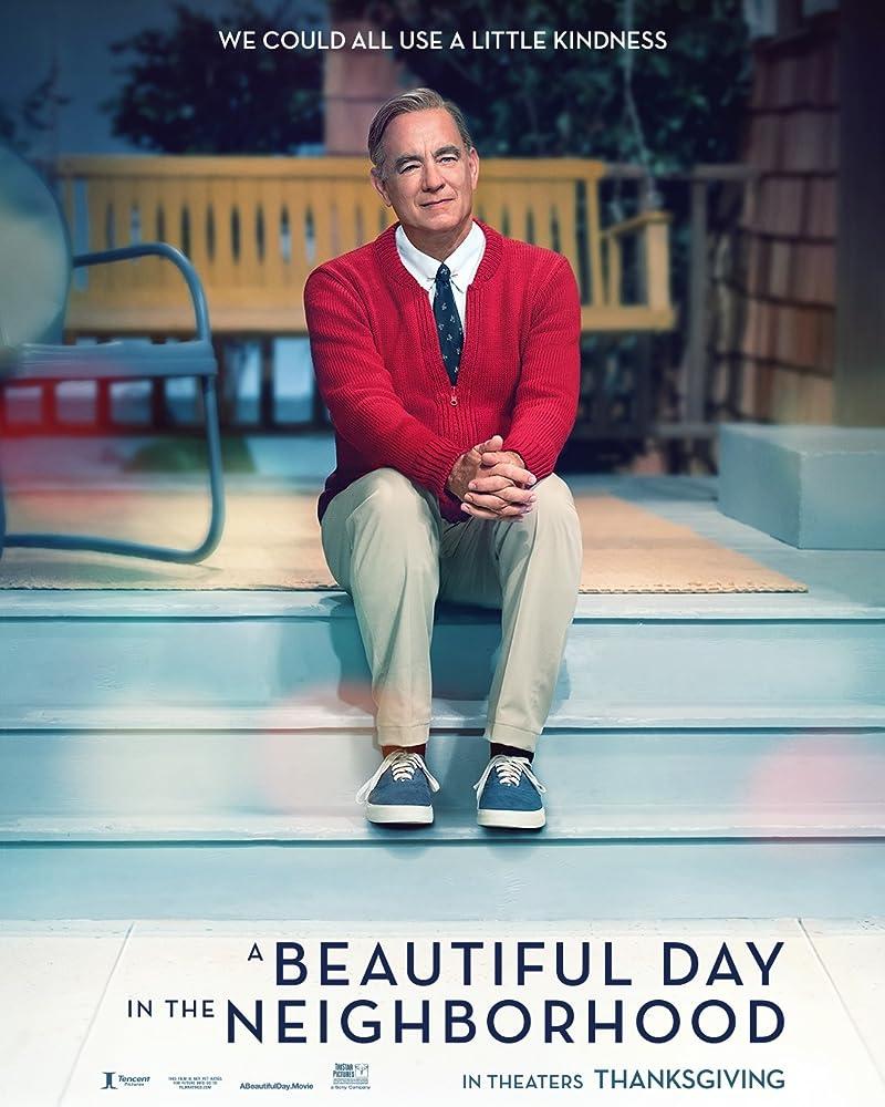 Tom Hanks in A Beautiful Day in the Neighborhood (2019)