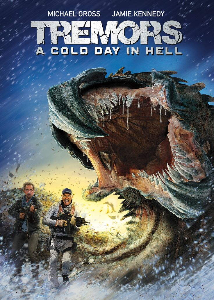 Tremors: A Cold Day in Hell (2018) BluRay 720p & 1080p